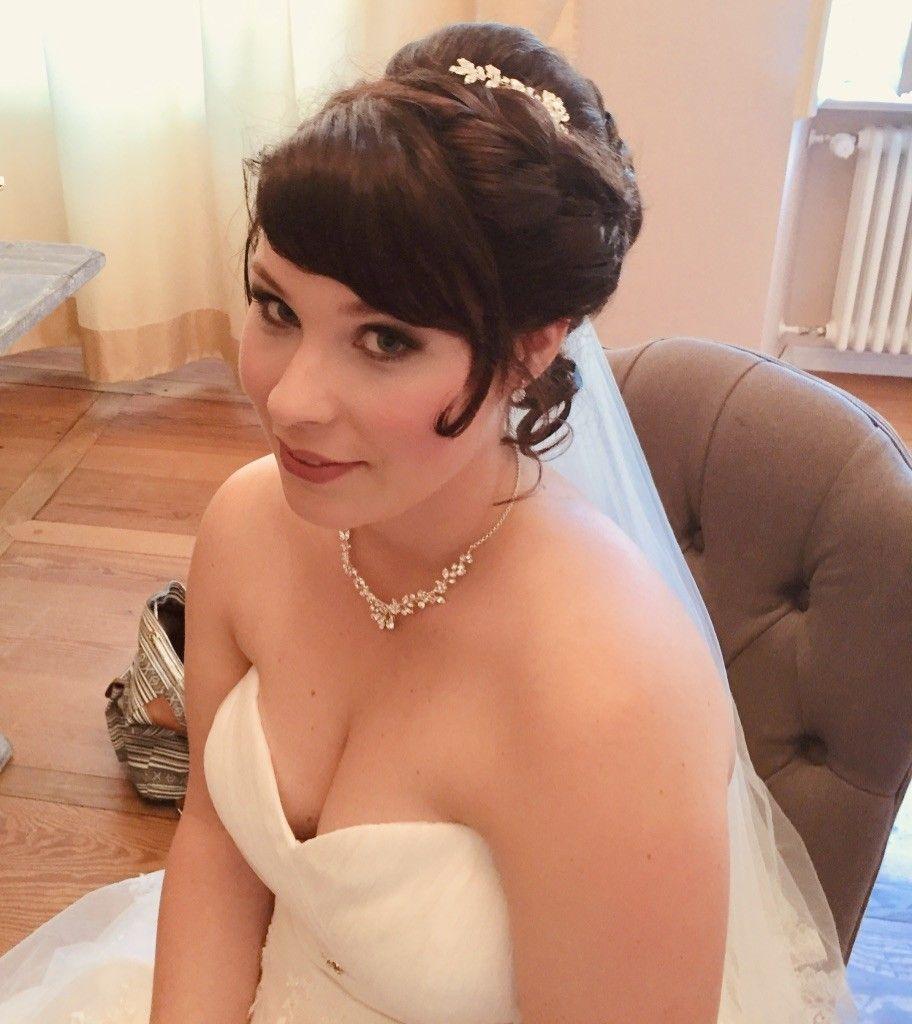 Brautfrisuren Hieske Haarfantasien 2019-01-14 16:51:20